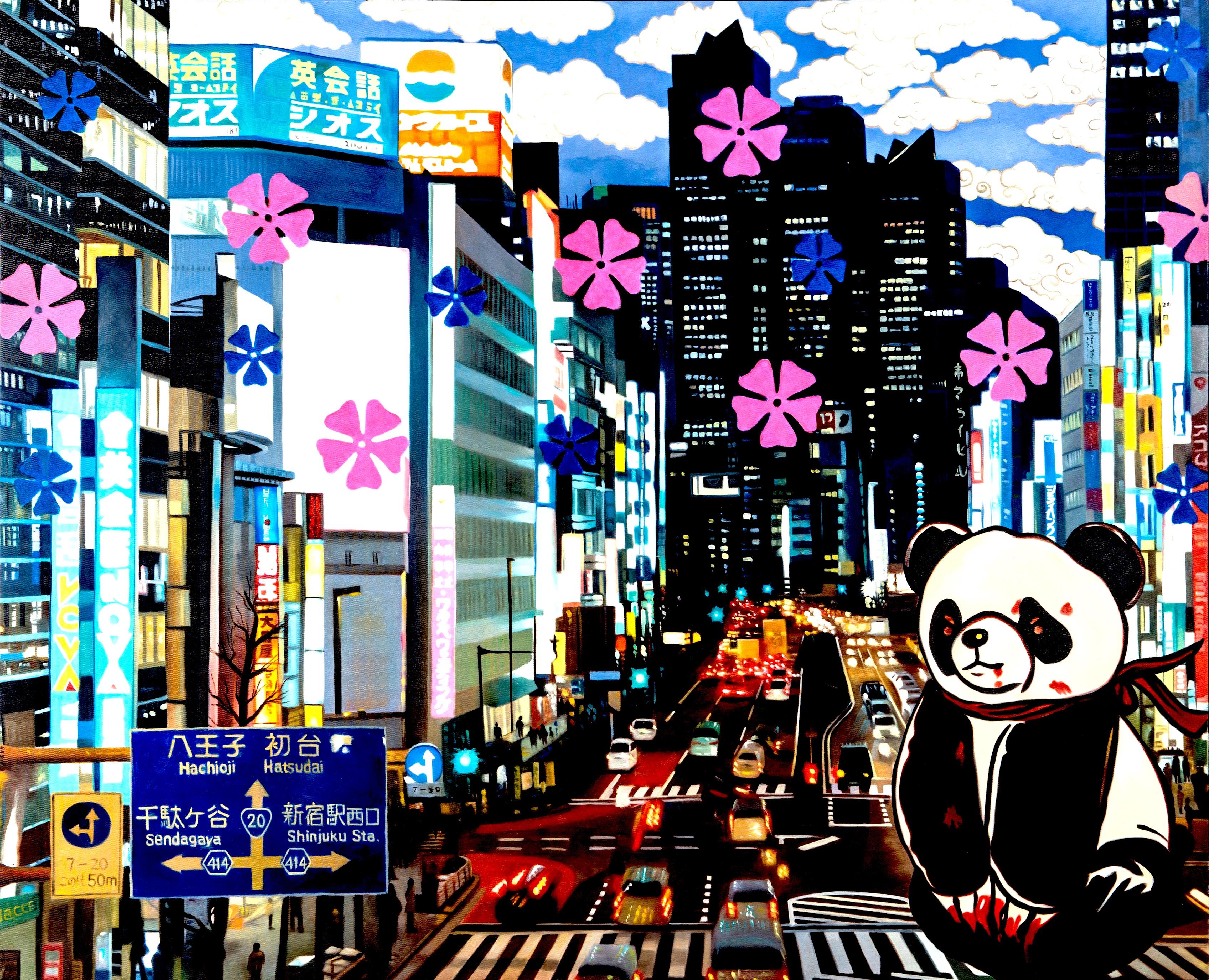 GOING TO HASHIOJI – web