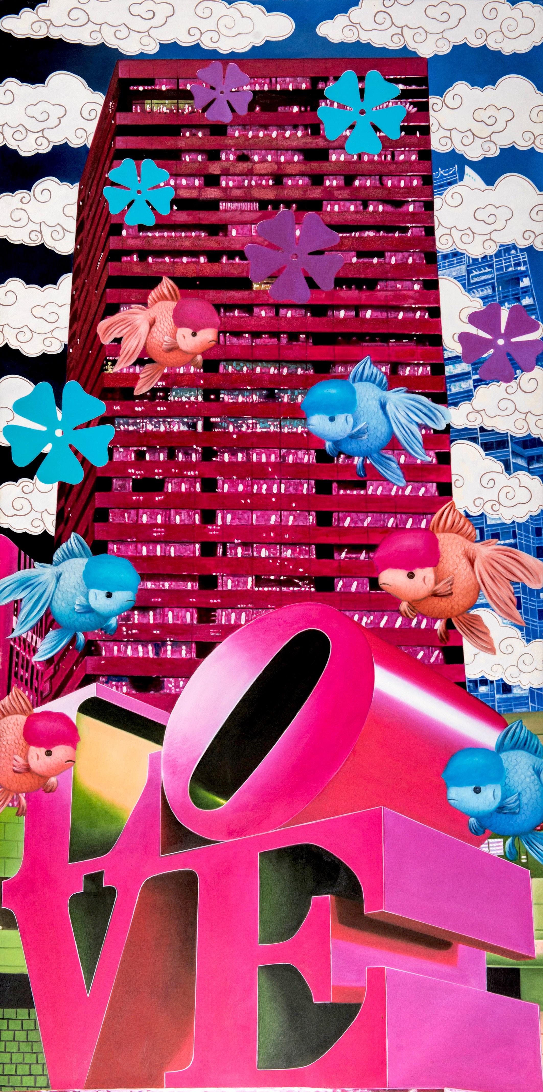LOVE NISHIKIGOI PINK – web